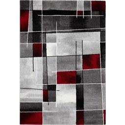 Webteppich Ibiza ca. 80x150cm - Rot, KONVENTIONELL, Textil (80/150cm) - Mömax modern living