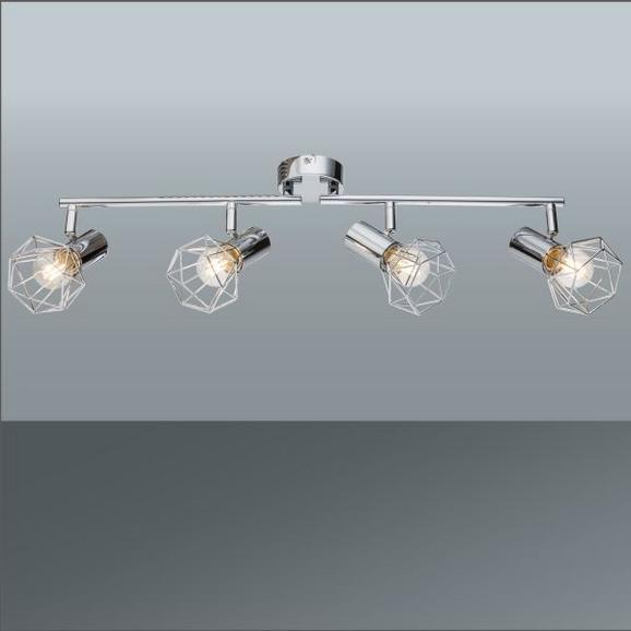 Strahler Klausi, max. 40 Watt - MODERN, Metall (60/15cm) - Mömax modern living