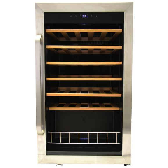 Weinkühlschrank WS9533 für 33 Flaschen - MODERN (48/83,5/49cm)