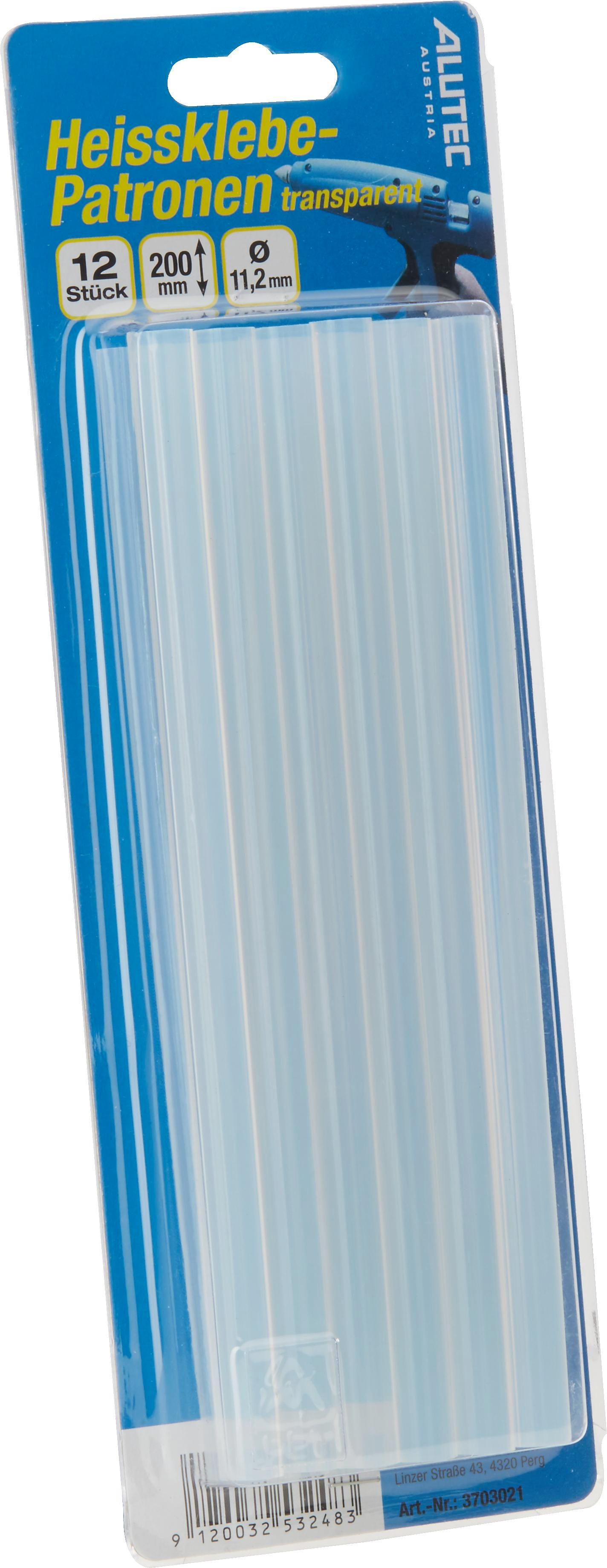 Heißklebepatronen Theodor in Transparent - Transparent (0,0416kg)