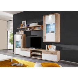Dnevni Regal Flash X - Moderno (240/190/46cm) - MÖMAX modern living