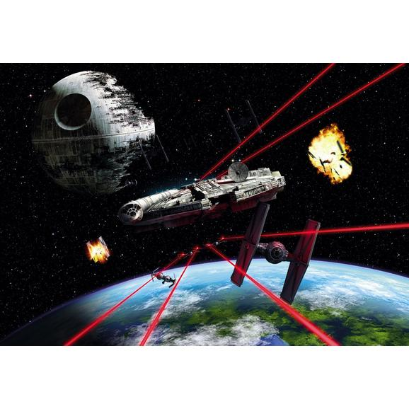 Fototapete Star Wars ca. 368x254cm - MODERN, Papier (368/254cm) - Modern Living