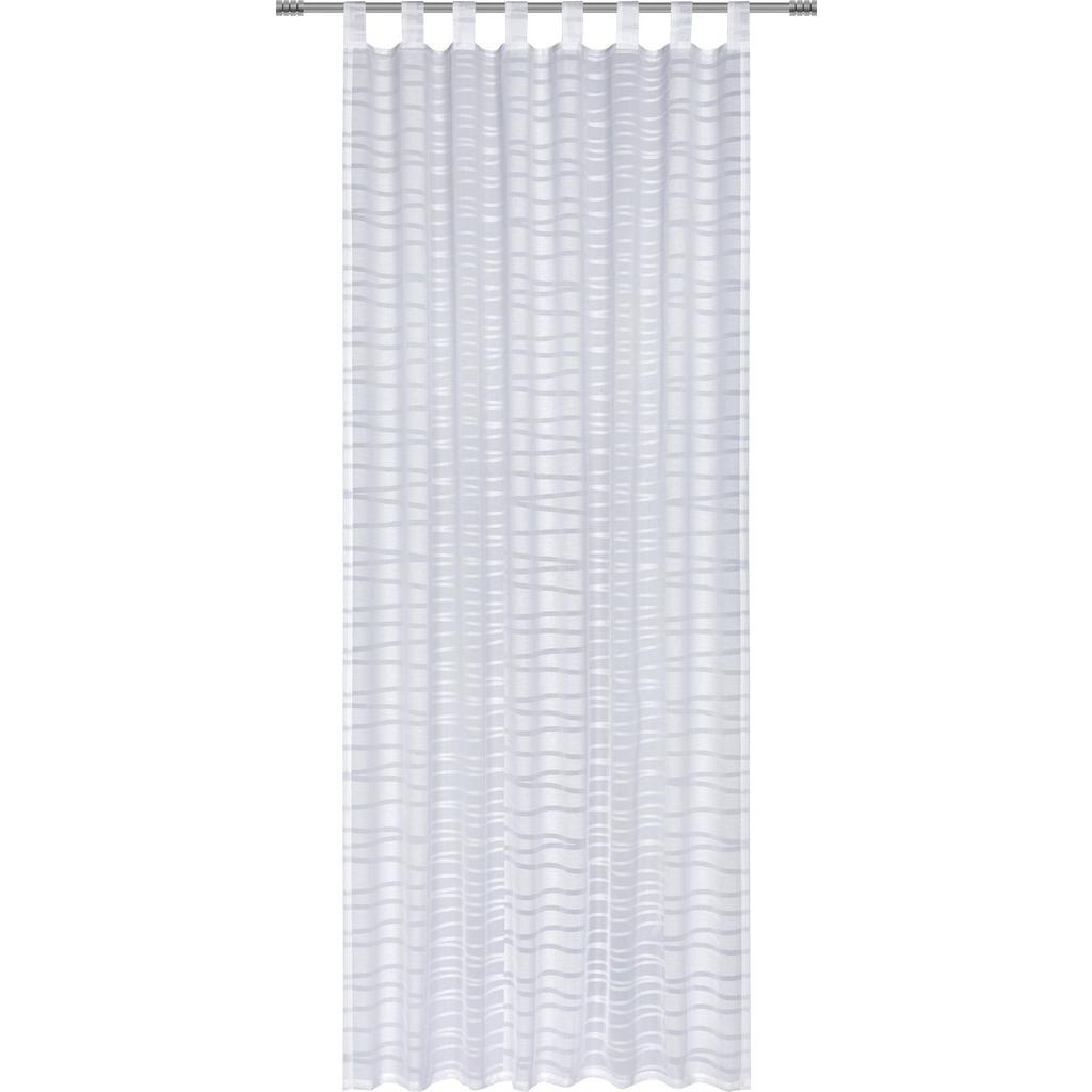 Schlaufenschal Ivan in Weiß, ca. 140x245 cm