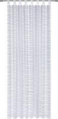 Schlaufenvorhang Ivan in Weiß, ca. 140x245 cm - Weiß, MODERN, Textil (140/245cm) - Mömax modern living