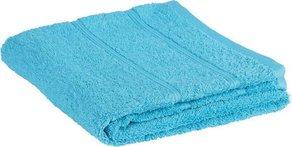 Handtuch Melanie Aqua - Blau, Textil (50/100cm) - MÖMAX modern living