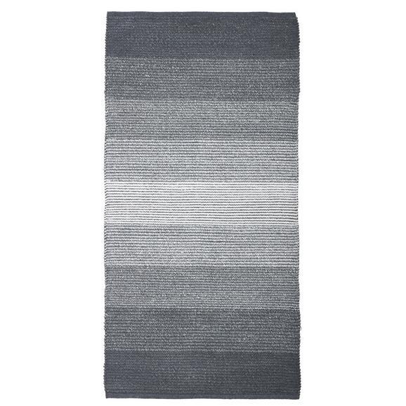 Fleckerlteppich Malto 100x150cm - Schwarz, MODERN, Textil (100/150cm) - Mömax modern living