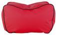 Tabure Gamer - rdeča, Konvencionalno, tekstil (70/70cm) - Mömax modern living