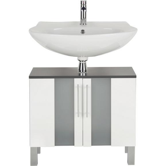 waschbeckenunterschrank wei anthrazit online kaufen m max. Black Bedroom Furniture Sets. Home Design Ideas