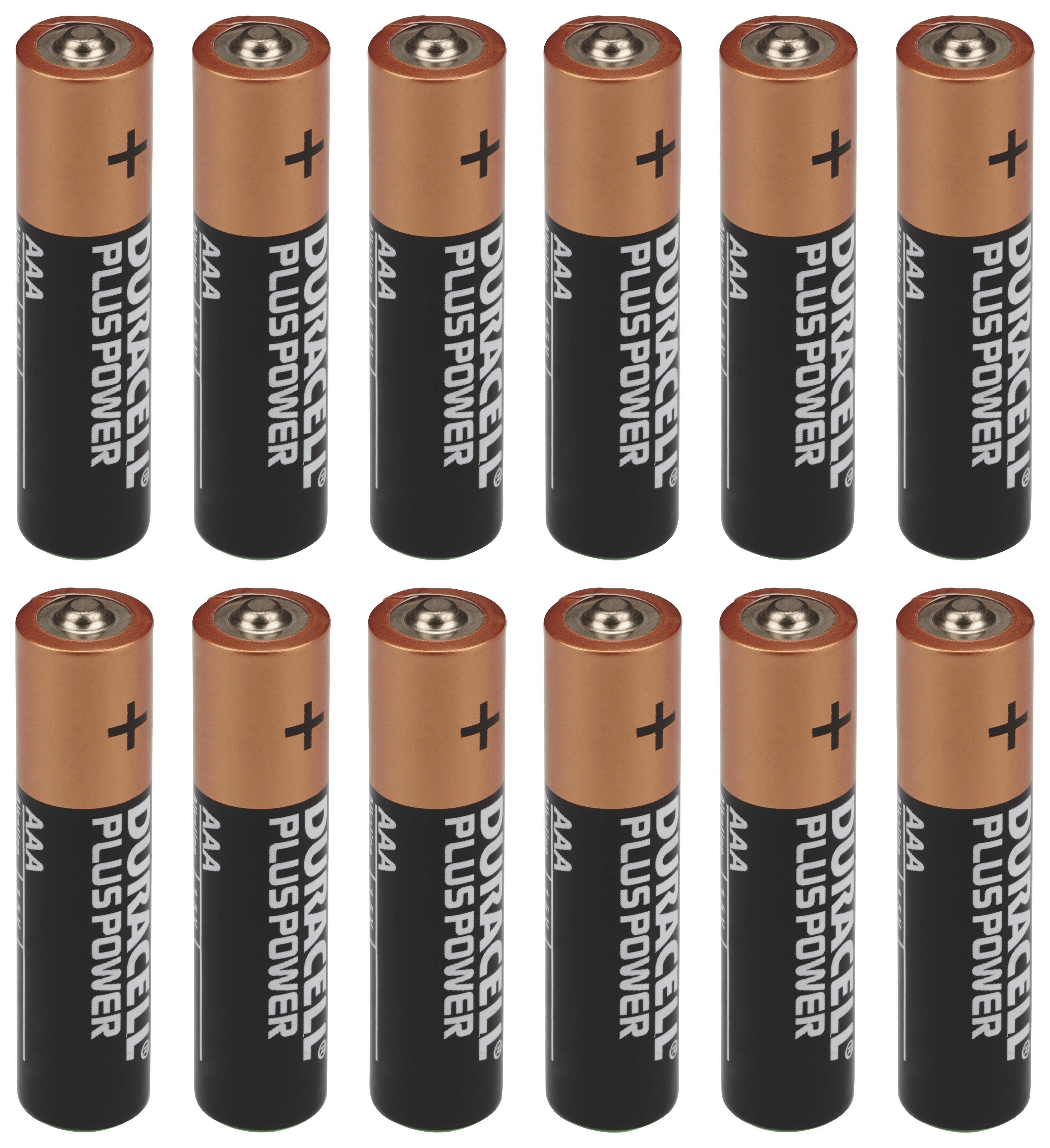 Batterie Micro,12er Blister AAA - (16,5/12/1,1cm)
