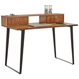 Schreibtisch holz klein  Schreibtische entdecken | mömax