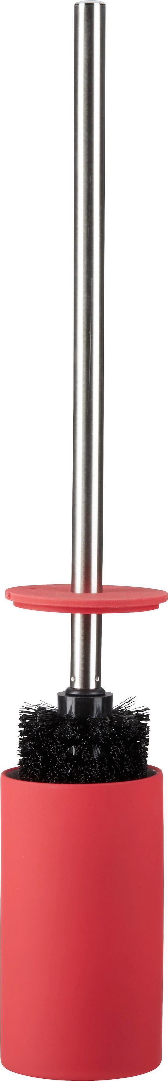 Wc-kefe Melanie - Ezüst, Műanyag/Fém (8/45cm) - Mömax modern living