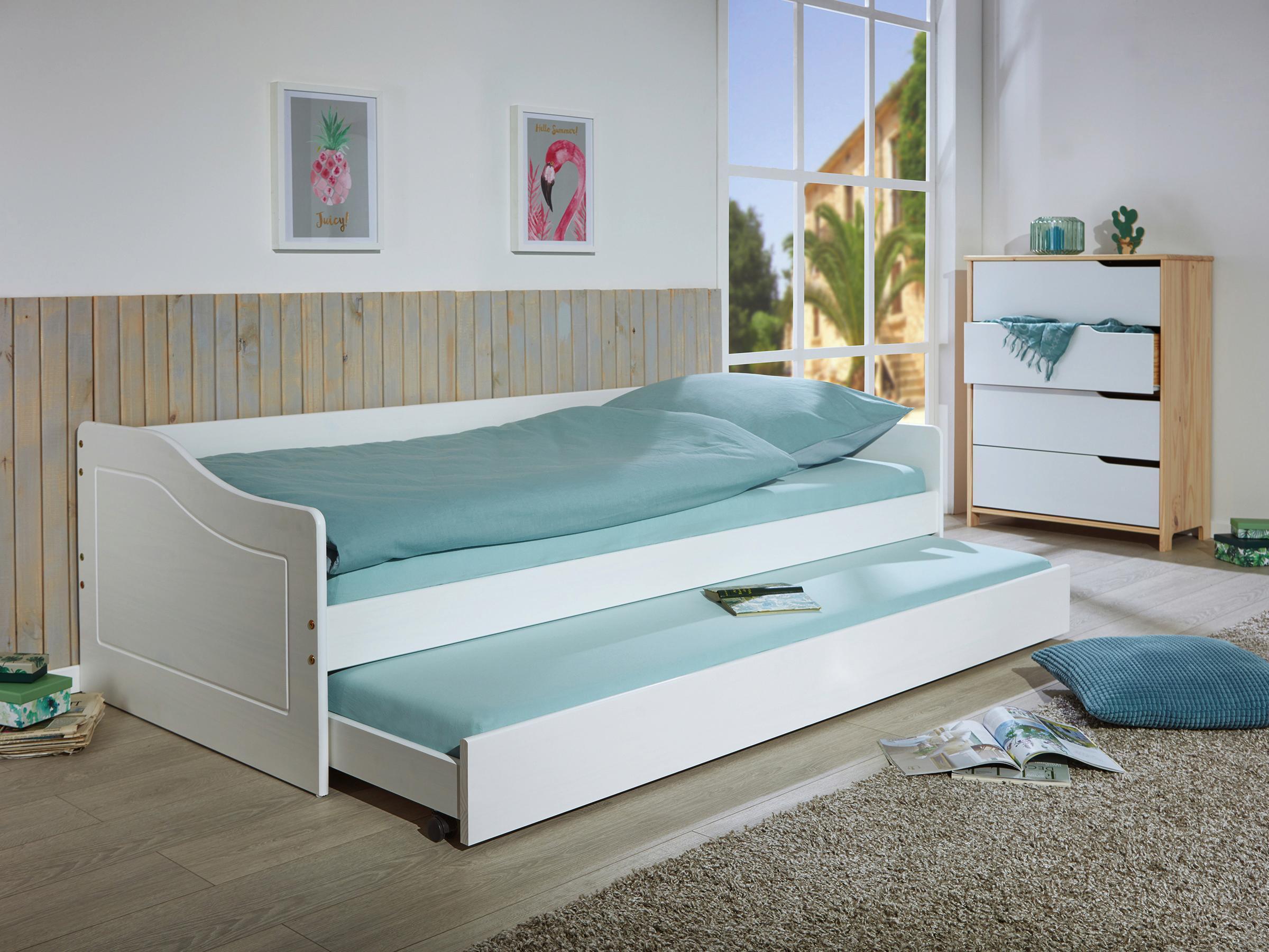 Etagenbett Drei Schlafplätzen : Kinderbetten entdecken