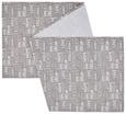 Tischläufer Friends Grau 45x150cm - Grau, Textil (45/150cm) - Mömax modern living