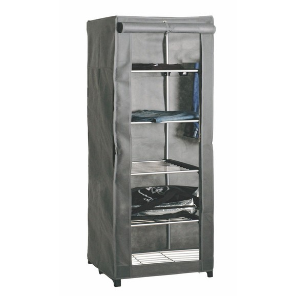 Garderobe in grau online kaufen m max for Garderobe 60 cm