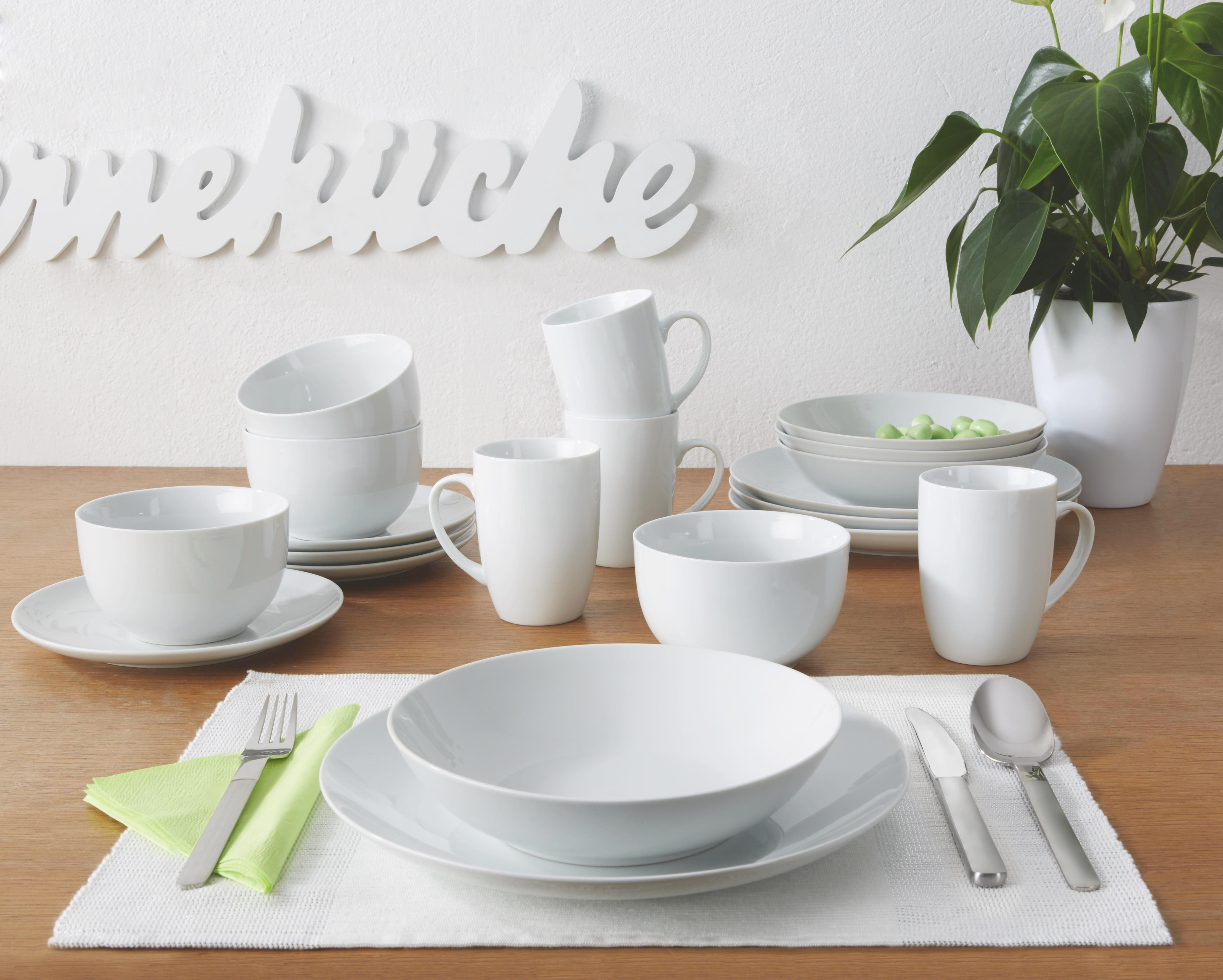Kávésbögre Billy - fehér, modern, kerámia (8,2/10,3cm) - MÖMAX modern living