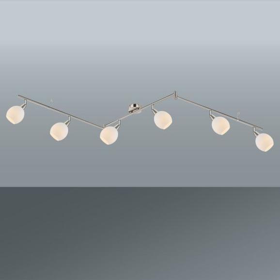 Spotlámpa Samuel - konvencionális, Üveg/Fém (180cm) - Mömax modern living