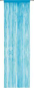 Fadenstore Victoria, ca. 90x245cm - Petrol, Textil (90/245cm) - MÖMAX modern living