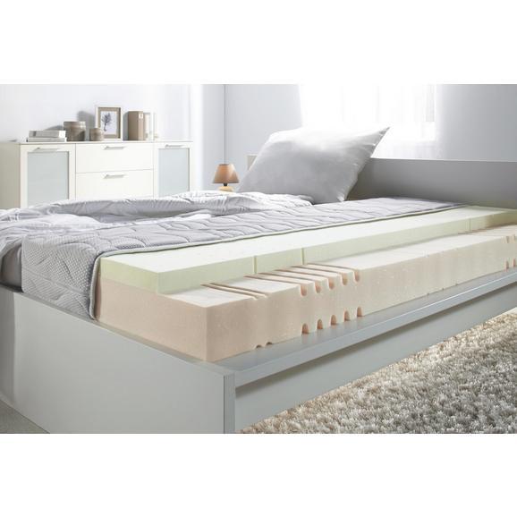 Ležišče 140x200 Cm Premium Sono Ii - siva, tekstil (140/200cm) - Nadana