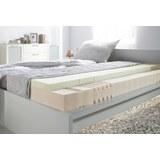 Ležišče 90x200 Cm Premium Sono Ii - siva, tekstil (90/200cm) - Nadana
