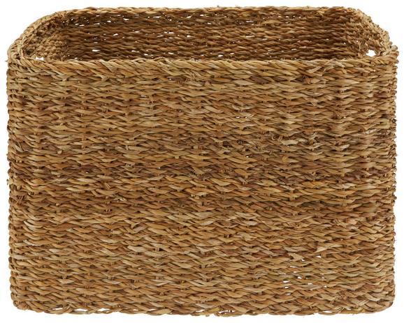 Košara Joya - L - naravna, ostali naravni materiali (42/30/32cm) - Mömax modern living