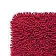 Badematte Jenny Rot,70x120cm - Rot, Textil (70/120cm) - Mömax modern living
