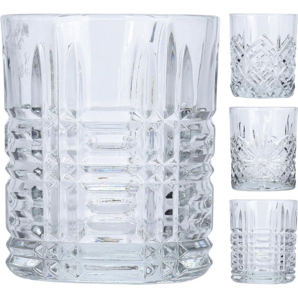 Gläserset Whisky verschiedene Designs