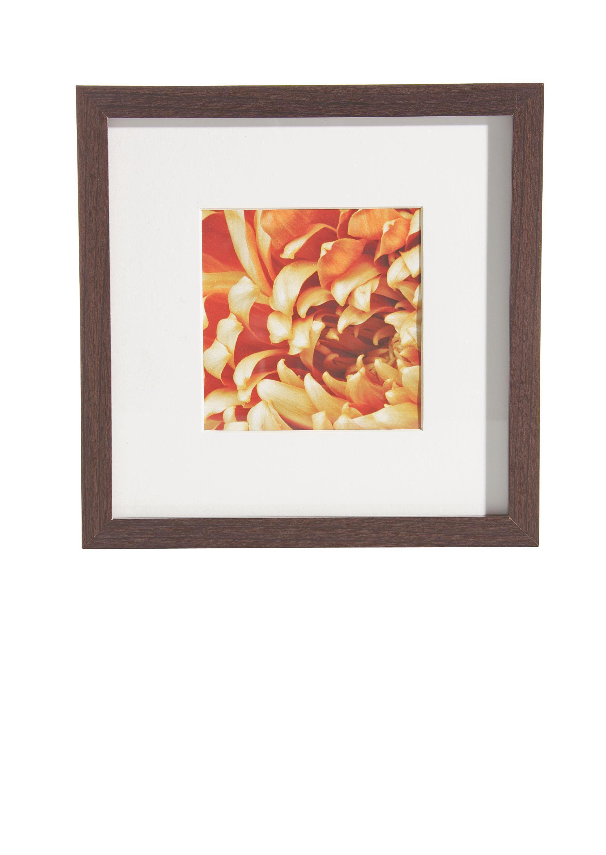 Képkeret Wenge - wenge színű, modern, üveg/fa (23/23cm) - MÖMAX modern living
