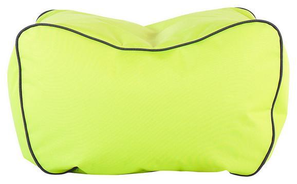 Tabure Gamer - limeta, Konvencionalno, tekstil (70/70cm) - Mömax modern living