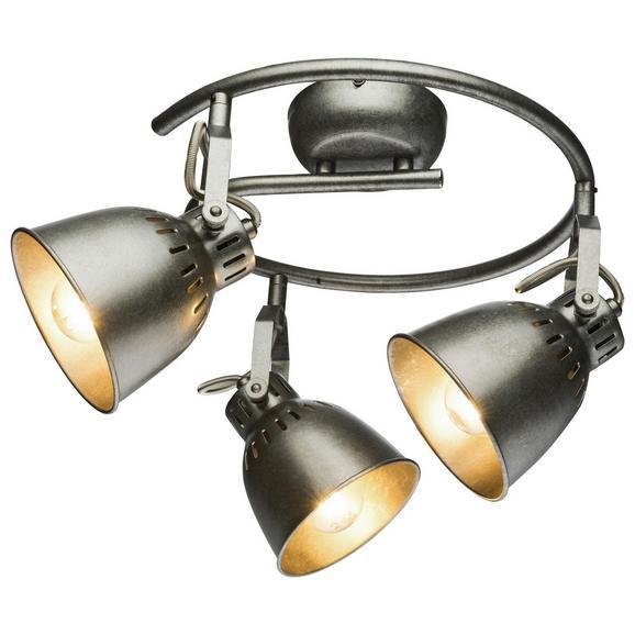 Reflektor Ulf - siva, Moderno, kovina (50/21cm) - Premium Living