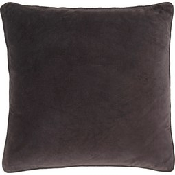 Zierkissen Susan Schwarz ca. 60x60cm - Schwarz, Textil (60/60cm) - Mömax modern living