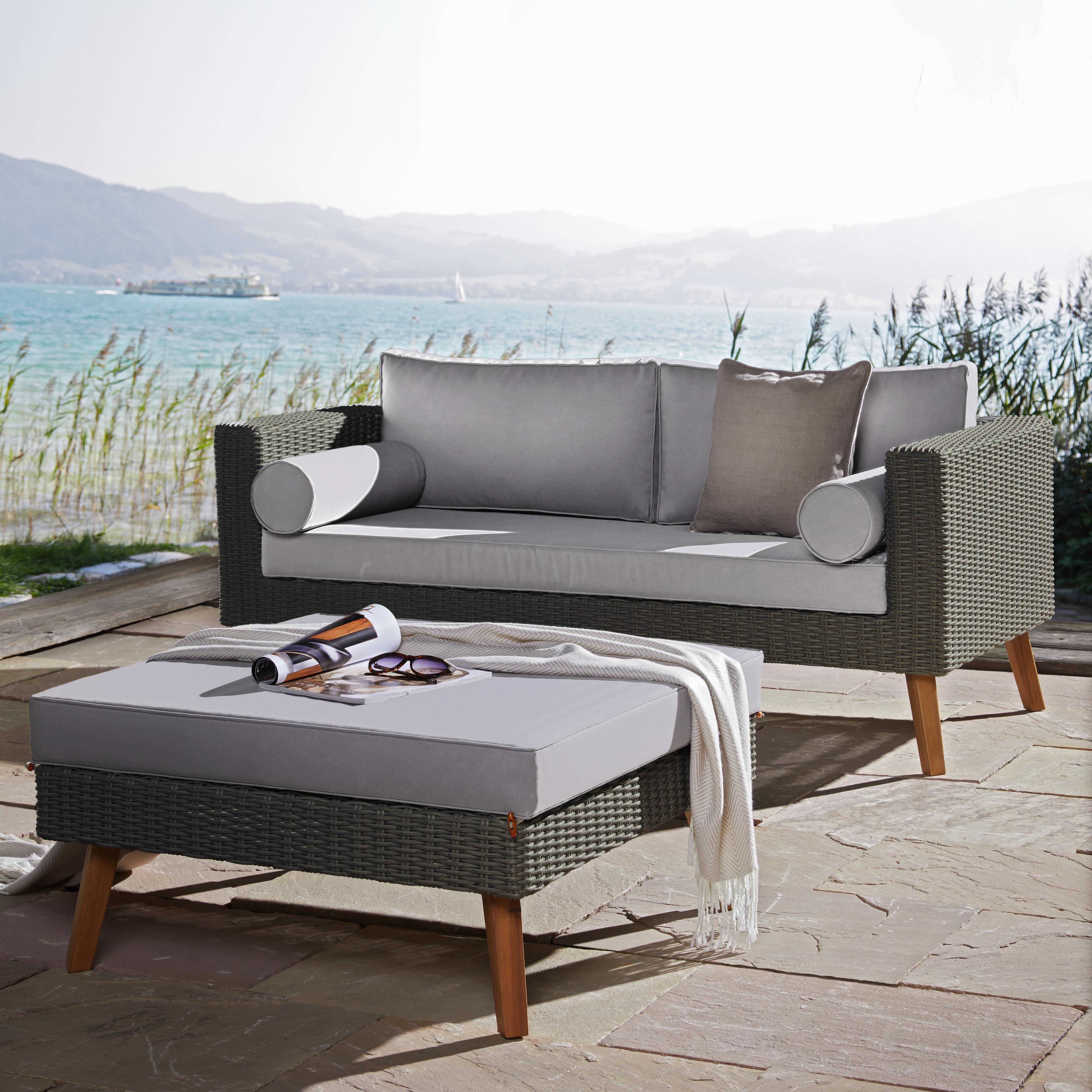 loungesofa vittorio inkl auflage und kissen online kaufen m max. Black Bedroom Furniture Sets. Home Design Ideas