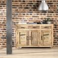 Servantă Industry - culoare natur, Lifestyle, lemn (130/86/42cm) - Zandiara