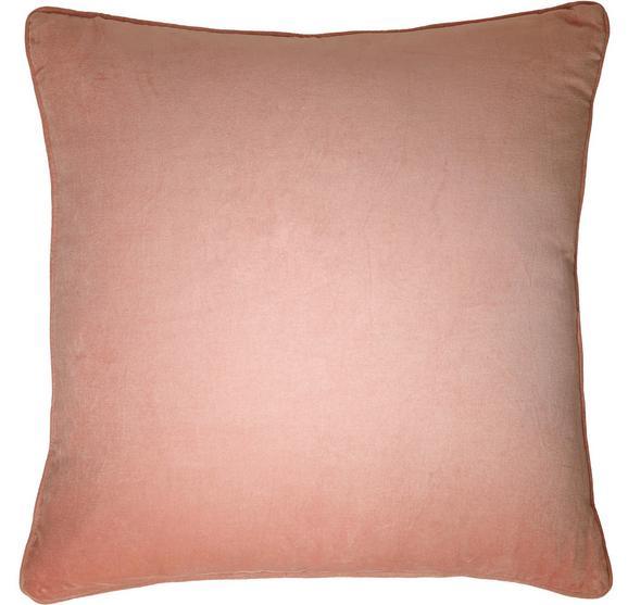 Zierkissen Susan Rosa, ca. 60x60cm - Rosa, Textil (60/60cm) - Mömax modern living