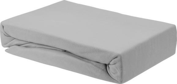 Spannleintuch Flauschi, ca. 150x200cm - Türkis/Rosa, Textil (150/200cm) - Mömax modern living