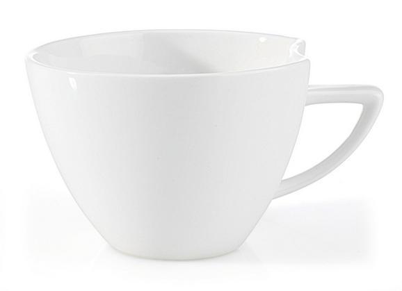 Kaffeetasse Tacoma in Weiß - Weiß, LIFESTYLE, Keramik (0,25l) - PREMIUM LIVING