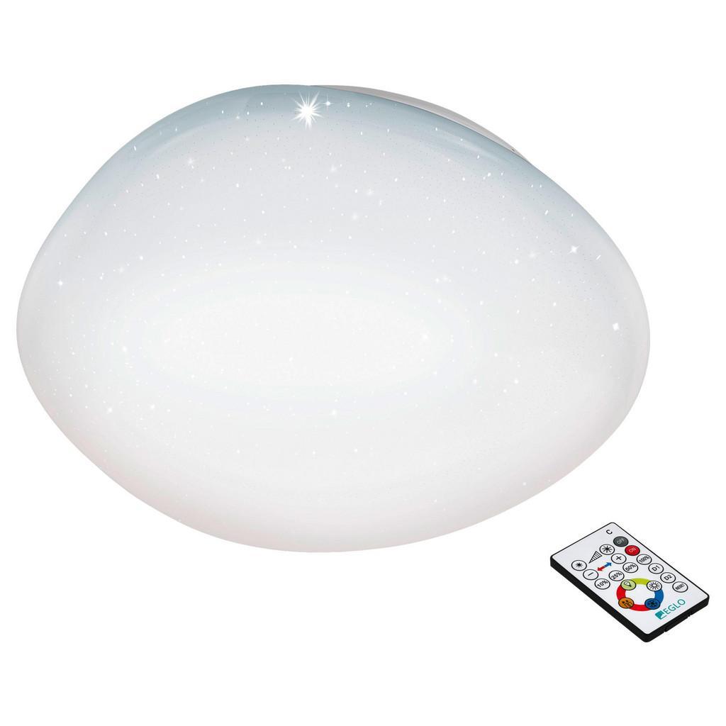LED-Deckenleuchte max. 34 Watt 'Sileras'