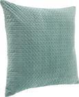 Zierkissen Miley 45x45cm - Mintgrün, MODERN, Textil (45/45cm) - Modern Living