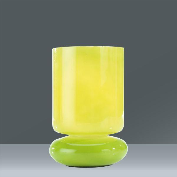 Namizna Svetilka Shelly - zelena, Konvencionalno, steklo (10/16,5cm) - MÖMAX modern living