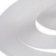 Deckenleuchte max. 60 Watt 'Angelo' - Weiß, MODERN, Metall (48/13cm) - Bessagi Home