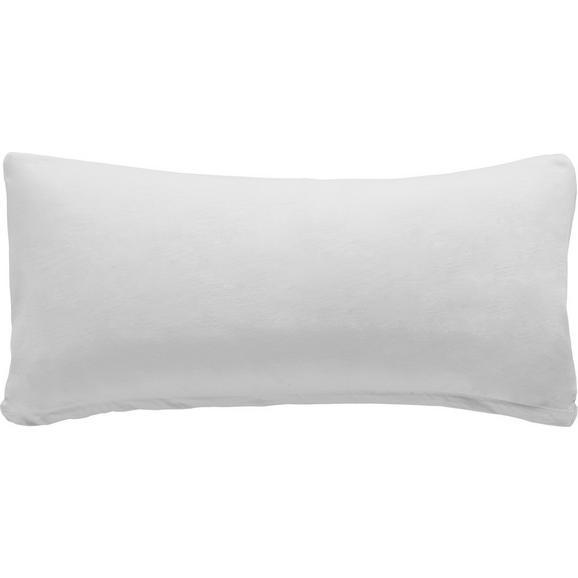 Prevleka Blazine Basic - platinasta, tekstil (40/80cm) - Mömax modern living