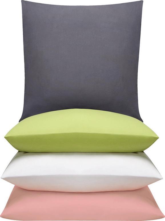 Kissenhülle Basic, ca. 80x80cm - Anthrazit, Textil (80/80cm) - MÖMAX modern living