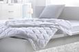 Steppbett für Kinder, ca. 100x135-140cm - Weiß, Textil (140/100cm) - Nadana