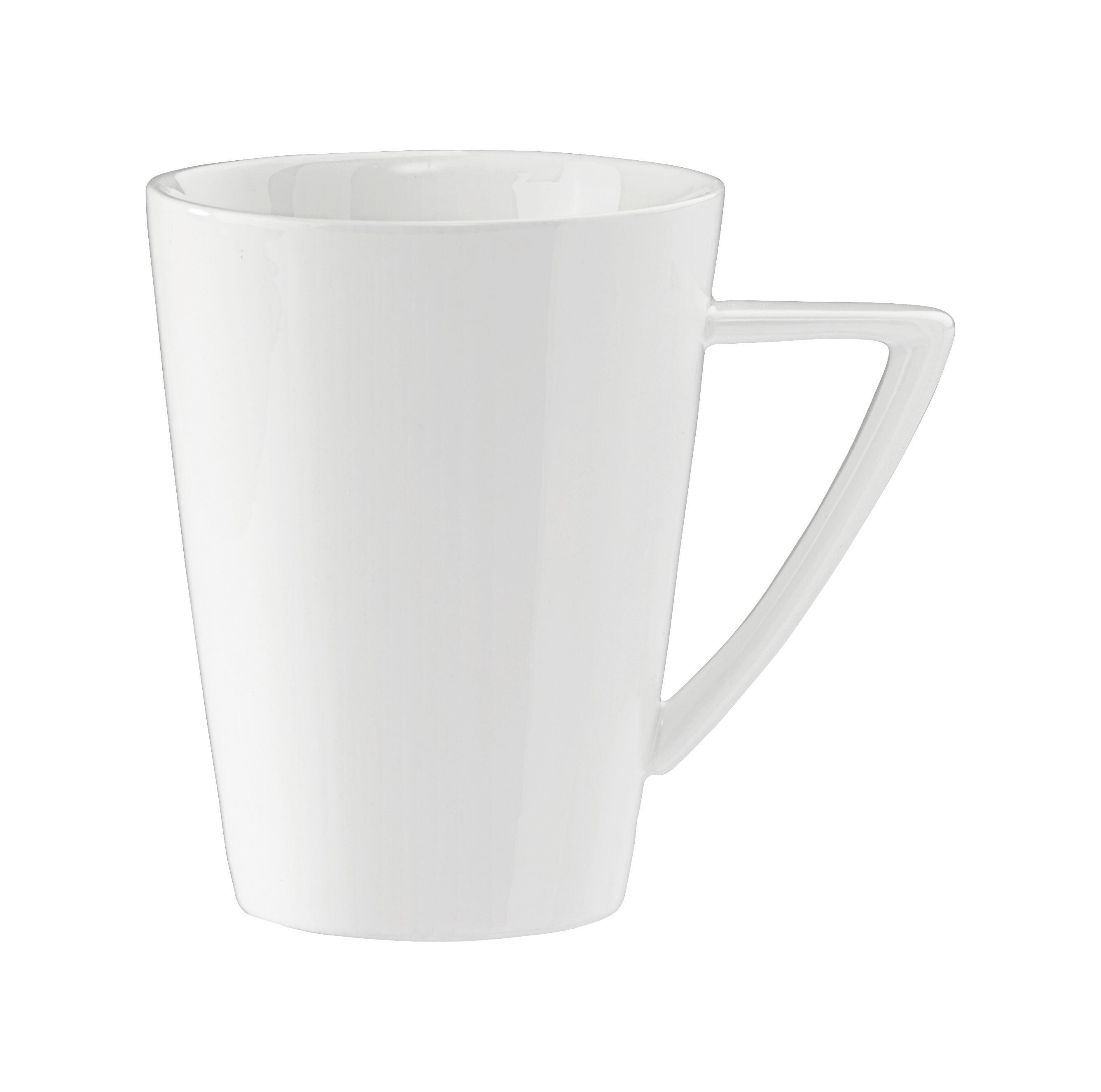 Kávésbögre Pura - fehér, Lifestyle, kerámia (0,365l) - MÖMAX modern living