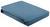 Spannbetttuch Basic Dunkelblau 150x200 cm - Dunkelblau, Textil (150/200cm) - Mömax modern living