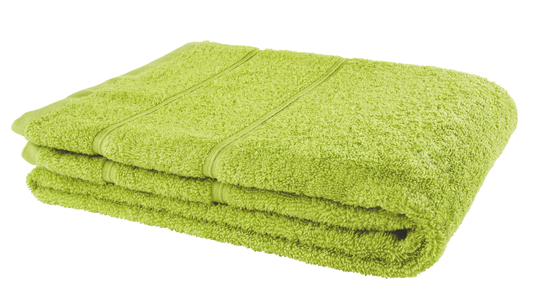 Fürdőlepedő Melanie - zöld, textil (70/140cm) - MÖMAX modern living