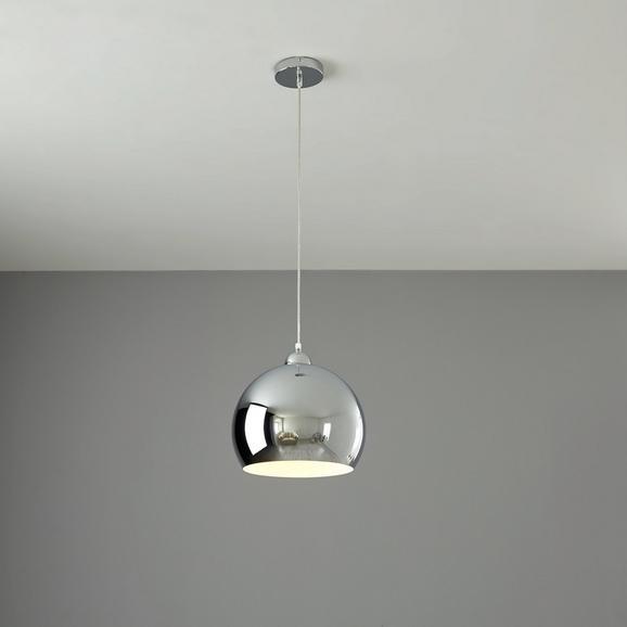 Viseča Svetilka Konrad - krom, Moderno, kovina/umetna masa (30/150cm) - Mömax modern living