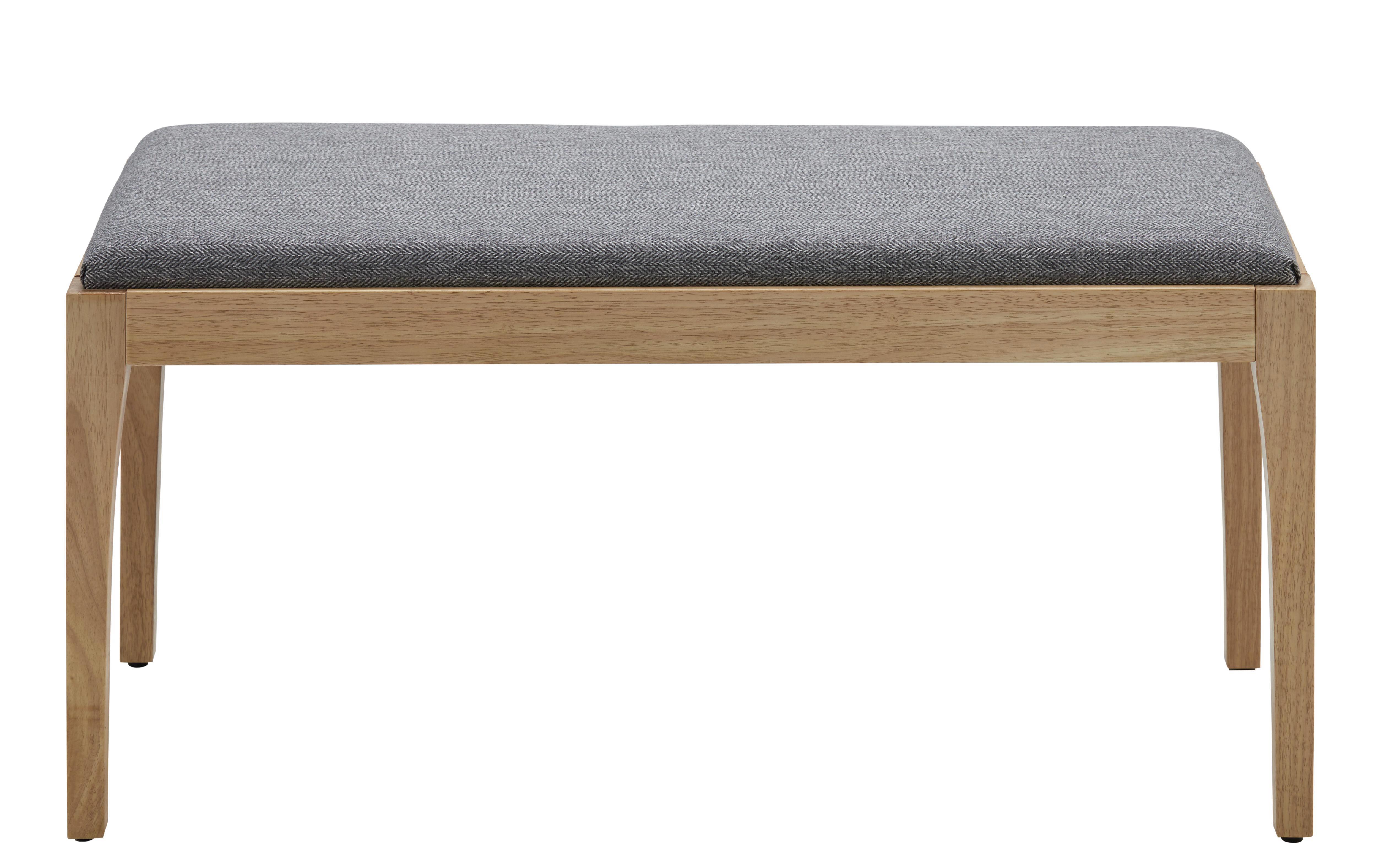Inspirierend Holzbank Mit Lehne Ideen