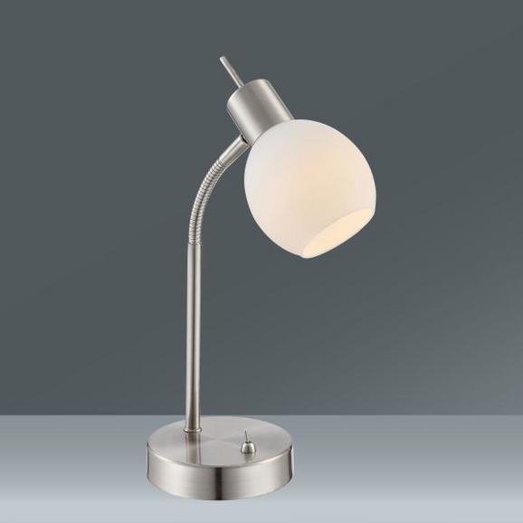 Asztali Lámpa Samuel - konvencionális, Üveg/Fém (21,7/1,2/34cm) - Mömax modern living