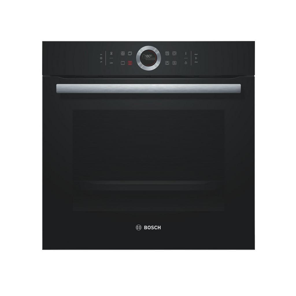 Einbaubackofen Bosch Hbg635bb1, EEZ A+   Küche und Esszimmer > Küchenelektrogeräte > Herde und Backöffenen   Schwarz   Bosch
