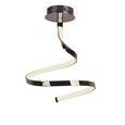 Stropna Led-svetilka Roger - krom, Moderno, kovina/umetna masa (40/40/25cm) - Mömax modern living